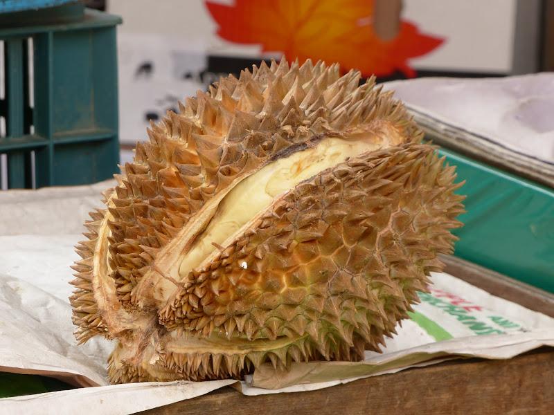 Durian...un gout tres special