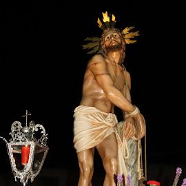 Procesión del Amarrado - Puebla de la Calzada