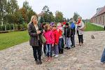 Wycieczka do Zalesia klas 0-III - 8.10.2013