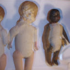 Old Gleaves dolls found in