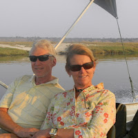Looking at game from cruise on the Chobe River