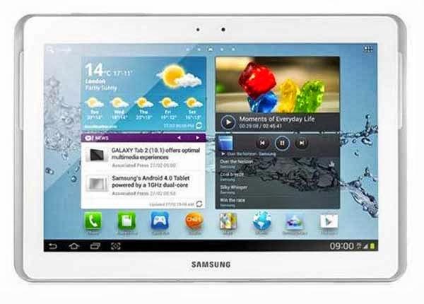 Samsung Galaxy Tab 2 Wifi 3G