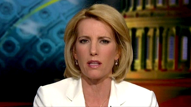 Laura Ingraham says 'follow the money' to Catholic diocese position on immigration