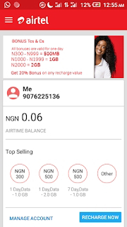 How To Get Airtel Free 1Gb Data with My Airtel App