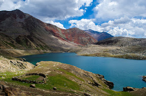 Lulusar Lake, Kaghan Valley