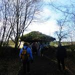 009-Nieuwjaarswandeling met de Bevers.Menno gidst ons door het mooie natuurgebied De Regte Heide te Go+»rle