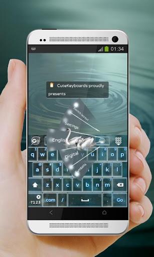 天鵝湖 GO Keyboard