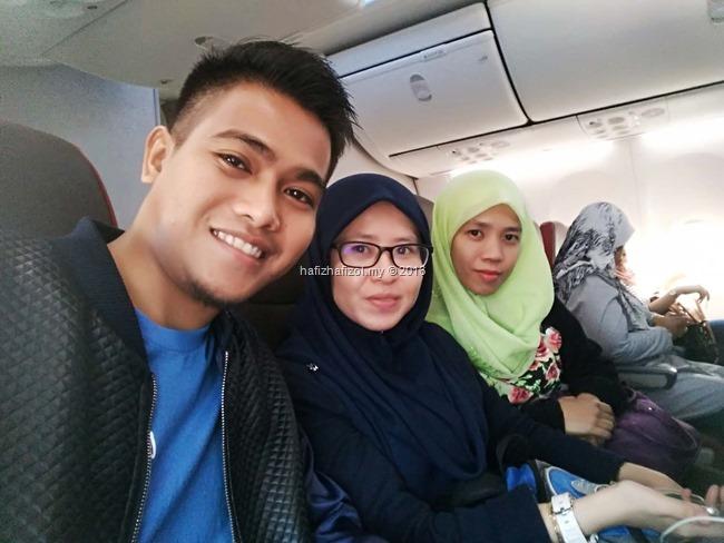 Percutian Ke Bandung,Indonesia-Day 1
