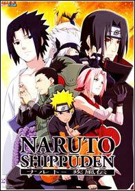 Capa do Naruto Shippuuden Completo – Todos Episódios – DVDRip Legendadoseriados lancamentos