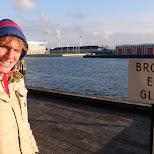 broen et glat in Copenhagen, Copenhagen, Denmark
