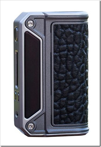 Lost Vape Therion 75 Box Mod 2 thumb%25255B2%25255D - 【MOD】「LOST VAPE THERION DNA75」レビュー。EVOLV DNA75チップ搭載ウッド&レザーな高級MOD【並列2本バッテリー長持ちMOD】