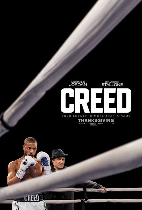 Κριντ: Η Γέννηση Ενός Θρύλου (Creed) Poster
