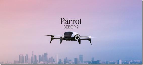 parrot bebop2