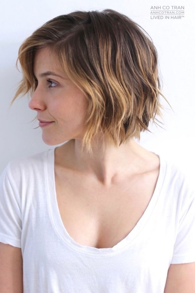 Best 10 Medium Bob Hairstyles 2018 For Women's 1