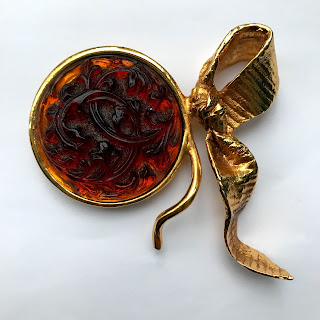 Antigone Brooch