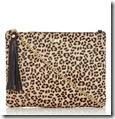 Biba Zip Top Chain Clutch