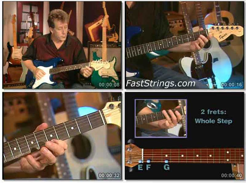 Fender Presents - Getting Started on Electric Guitar with Keith Wyatt