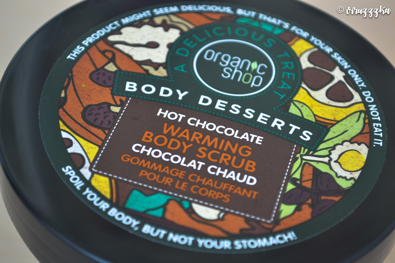 Organic Shop Body Desserts Hot Chocolate Review