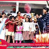 Inter school winners