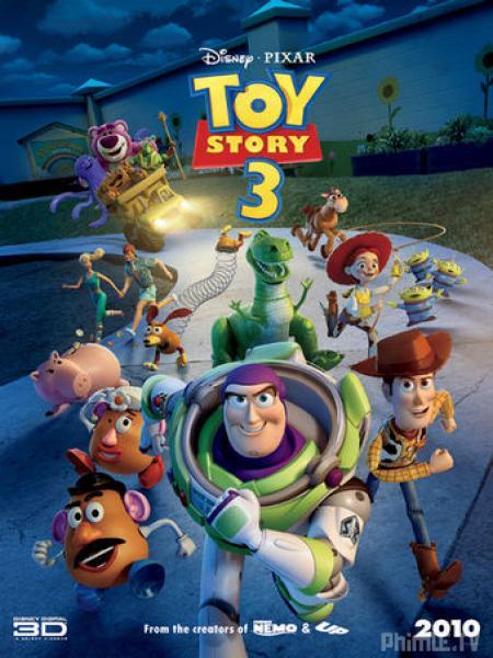 Phim Câu Chuyện Đồ Chơi phần 3 - Toy Story 3 - VietSub