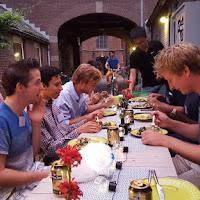 2016-09-15 Potluck Dinner