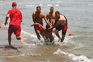 Bilan de la protection civile :190 décès sur les plages et les barrages