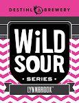 DESTIHL Wild Sour Series - Lynnbrook Raspberry Berliner Weisse Dry Hopped W/ Amarillo & Topaz