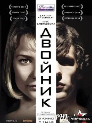 Phim Hai số phận - The Double (2014)