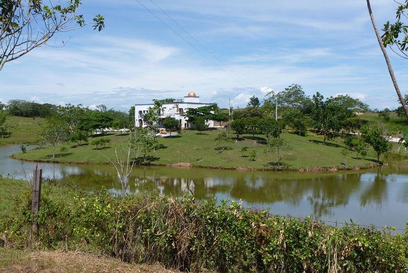 Hacienda Napoles - Home for former drug lord.