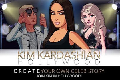 KIM KARDASHIAN: HOLLYWOOD v8.2.2 + Mod Full Apk For Android