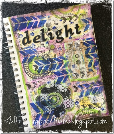 Mixed Media delight