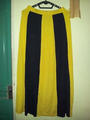 Skirt Kembang Belang