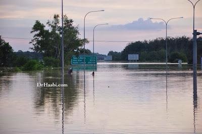 Banjir besar di Kedah pada November 2010