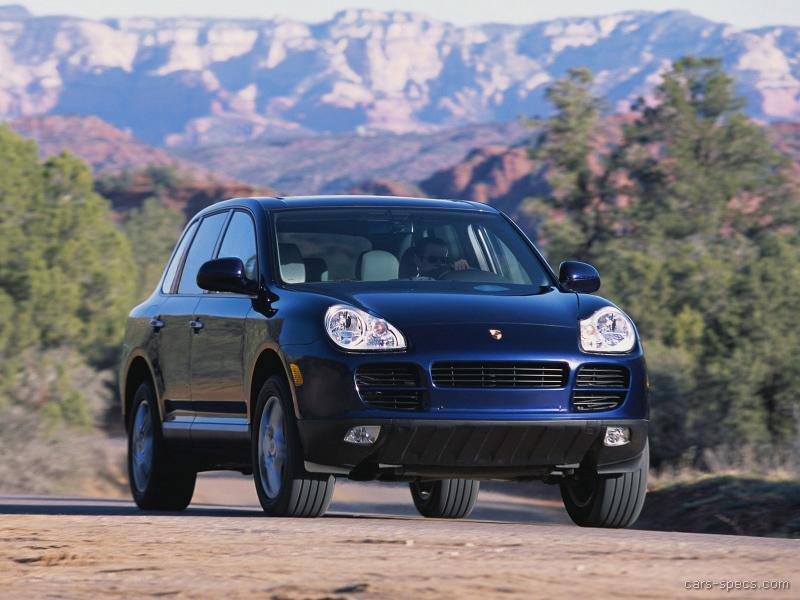 2005 Porsche Cayenne Suv Specifications Pictures Prices
