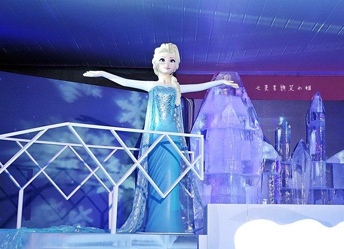 33 冰雪奇緣冰紛特展 中正紀念堂