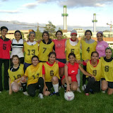 ISAUA Women's Soccer Team, Sep 2009