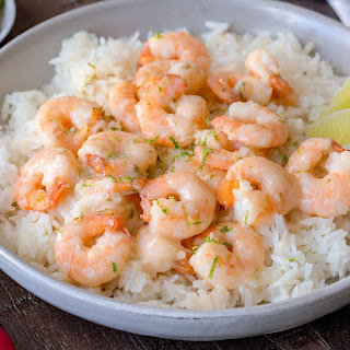Creamy Coconut Shrimp Recipes.