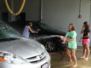 Kelli Car Wash 2014