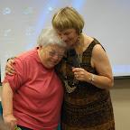 Jean Gleaves and Fran Gleaves Nichols