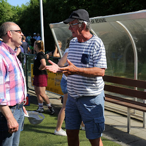 Revival  Afscheid Henk Schimmel &Albert v d Braak    27--5--2017