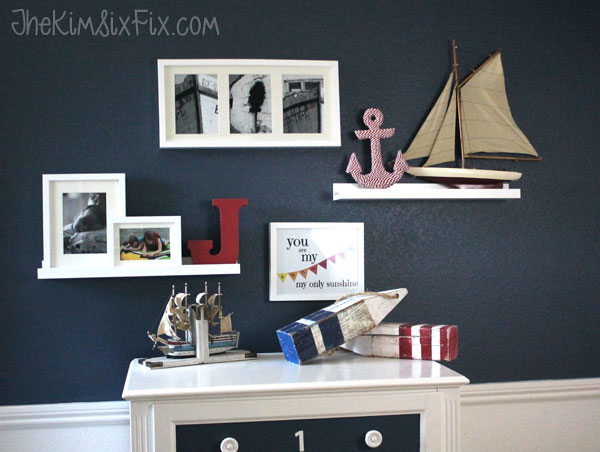 Nautical vignette