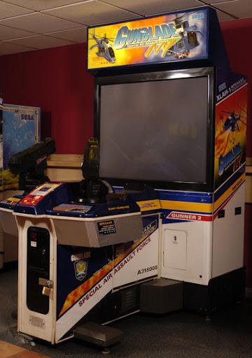 Arcade Simulators Td Arcade Machine Hire