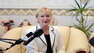 La chef de la diplomatie suédoise souligne les bonnes relations séculaires avec l'Algérie