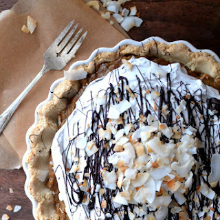 Gluten-Free & Vegan Banana Cream Pie