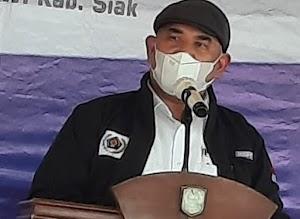 PWI Riau dan SKK Migas Gelar Webinar Media dan Pelatihan Wartawan