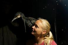 Me and bird