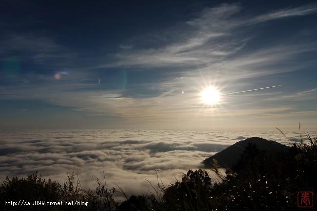 阿里山雲海