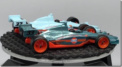 2011 IndyCar Oval Course Race Car, Super Treasrue Hunt di Case Lot F 2018