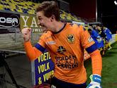 William Dutoit keepte een beresterke partij tegen KV Mechelen