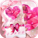 Pink Diamond Theme Heart Stone v 1.1.1